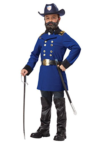 Boys Civil War Costume (California Costumes Child Union General Ulysses S. Grant)