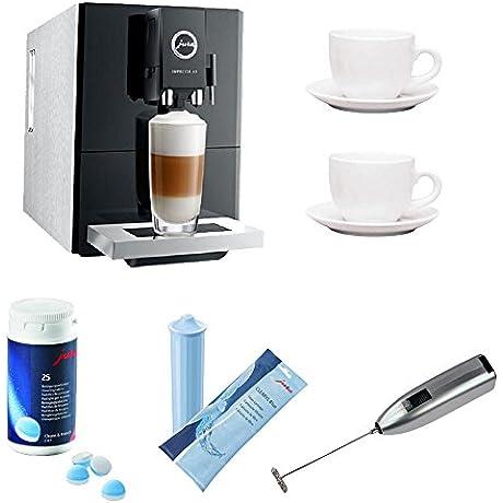 Jura Impressa A9 One Touch Espresso Machine W Knox Frother Accessory Bundle