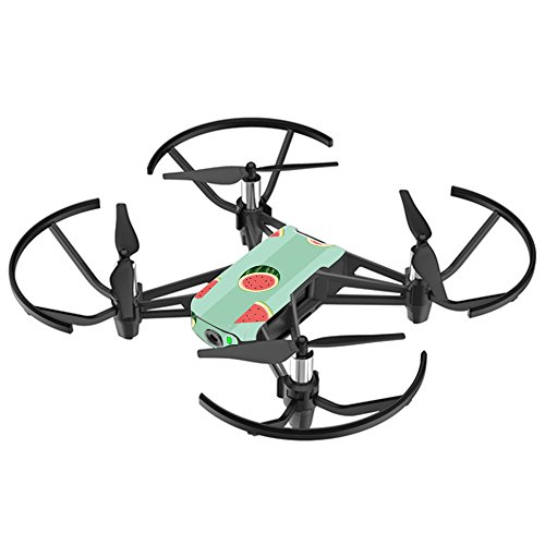 MightySkins Skin for DJI Ryze Tello Drone - Watermelon Patch | Protective, Durable, and Unique Vinyl Decal wrap Cover | Easy to Apply, Remove, and Change Styles | Made in The USA