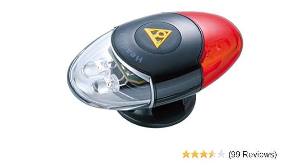 Amazon Topeak HeadLux Helmet Light Bike Lighting Parts And