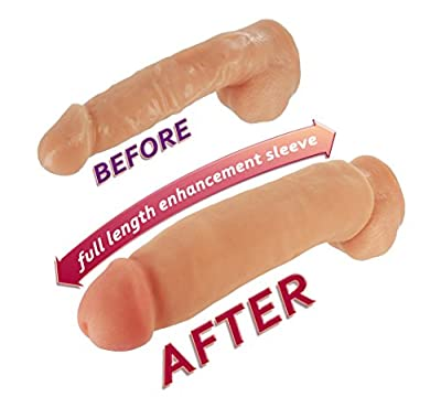 Sexflesh Fat Jack Penis Enlarger Sleeve