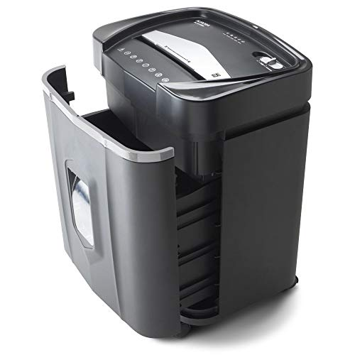 Aurora AU1410MA Professional Grade High Security 14-Sheet Micro-Cut Paper/CD and Credit Card/ 30 Minutes Continuous Run Time Shredder by Aurora (Image #4)