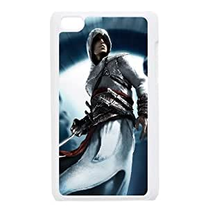 Assassins Creed Game iPod Touch 4 Case White yyfabc_015589