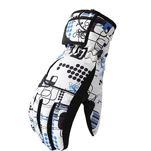 Che Sci Outdoor Hx Donna 4 In Winter Impermeabili Ragazza Sports Caldo Da Fashion Chic Uomo Guanti Guida Feltro La Tartaruga YpYqPvE