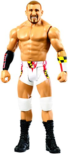 WWE Wrestle Mania Mojo Rawley Action Figure by WWE