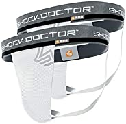 Shock Doctor Men's Core Supporter Without Cup Po