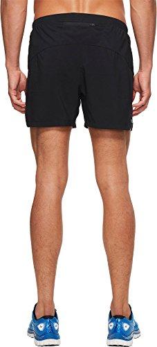 Brooks Men's Sherpa 5'' Shorts Black Small 5 by Brooks (Image #2)