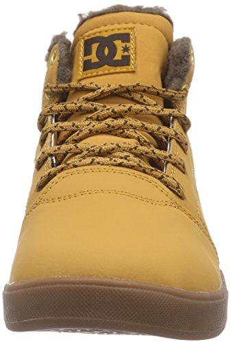 DC Shoes, CRISIS HIGH WNT B SHOE - Zapatillas para niños marrón - Braun (Wheat/Dk Chocolate WD4)