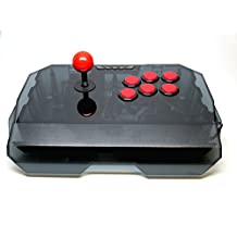 QANBA N1 BLACK PS3/PC Arcade Joystick (fightstick)