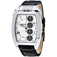 EBERHARD AND CO Chrono 4 Automatic White Dial Men's Watch
