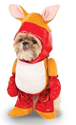 Walking Boxer Kangaroo Pet Suit, Small