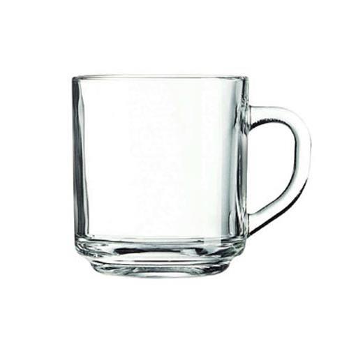 Cardinal International Arcoroc Marly Mug, 10 Ounce - 12 per case.