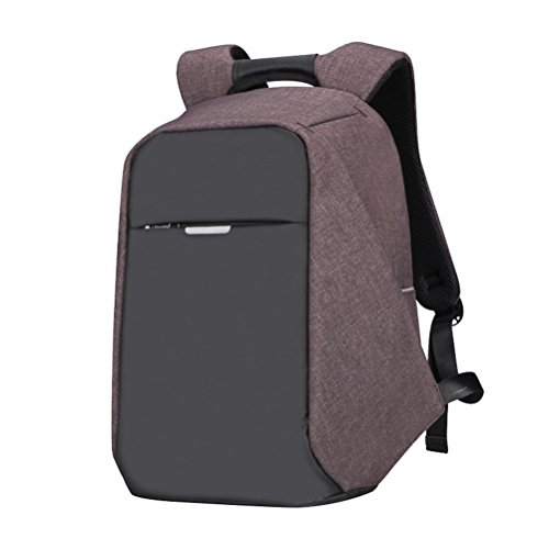 Anti-theft Business Laptop Backpack With USB Charge Port Lig