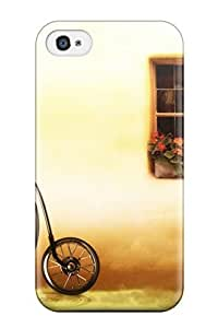 Hot Snap-on Vehicle Hard Cover Case/ Protective Case For Iphone 4/4s
