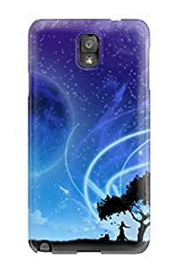 Awesome SjRYzco478EzlCQ Charles C Lee Defender Tpu Hard Case Cover For Galaxy Note 3- Nature