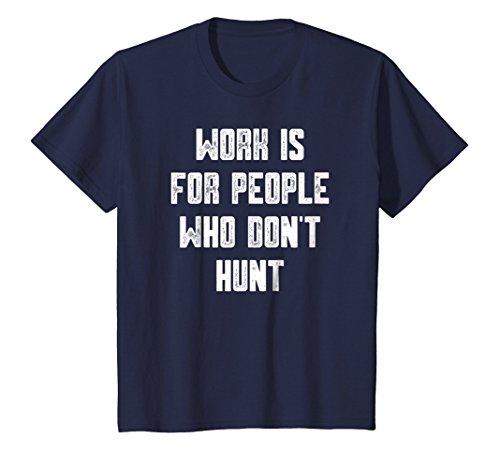 Shirt For Hunters - Deer Elk Hog Turkey Dove 12 Navy (Turkey Hog)