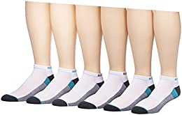 Best Shopping Men Ultra Low Cut Socks 6 Pair