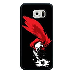 Samsung Galaxy S6 Case, UniqueBox Customized Marvel Comics Thor Black Soft Rubber TPU Case Only Fit For Samsung Galaxy S6