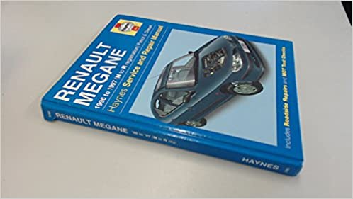 Renault Megane Service and Repair Manual (Haynes Service and Repair Manuals): A. K. Legg: 9781859603956: Amazon.com: Books