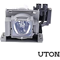 Uton VLT-HC900LP Replacement Projector Lamp with Housing for Mitsubishi HC900 HD4000U HC900U HD4000 projector