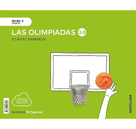 CUANTO SABEMOS NIVEL 3 LAS OLIMPIADAS 3.0: Amazon.es: Libros