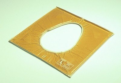 Commode Pad OVAL OPENING (Commode Oval)