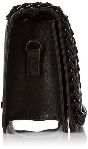 Bag Women's Cross Black Black Leather Body Calubura Aldo 8UIqvgnwFq