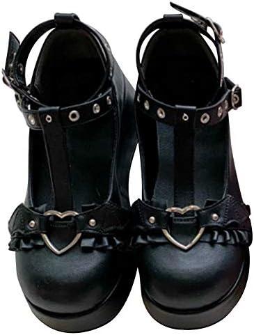 Japanese platform boots