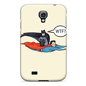 Galaxy Case - Tpu Case Protective For Galaxy S4- Wtf