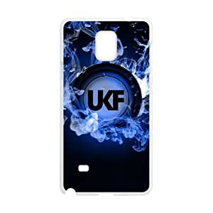 ukf music Samsung Galaxy Note 4 Cell Phone Case White Customized Gift pxr006_5315379