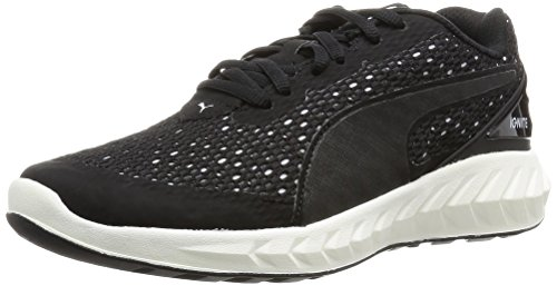 Puma Ignite Ultimate Layered Wns, Chaussures de Running Compétition Femme Noir - Schwarz (puma black-puma White 03)