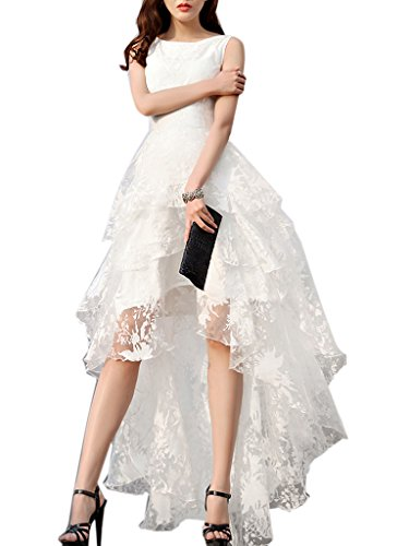 high low ball dresses - 7