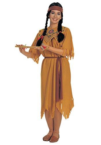 [Plus Size Pocahontas Costume Plus] (Pocahontas Costumes)