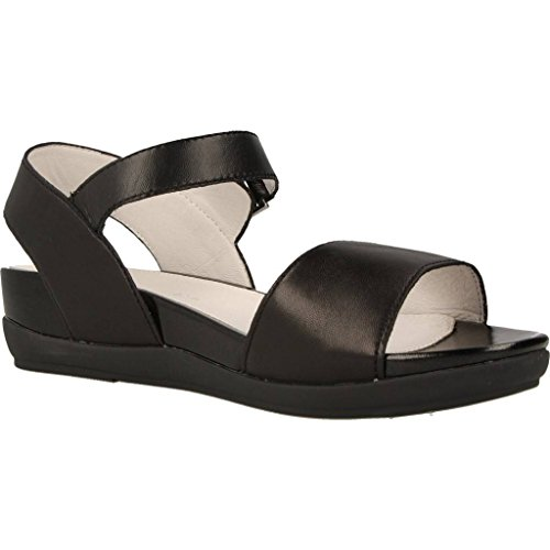 Sandalias y chanclas para mujer, color Negro , marca STONEFLY, modelo Sandalias Y Chanclas Para Mujer STONEFLY EVE 1 NAPPA Negro Negro