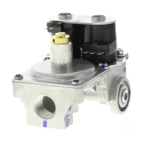 Hot Gas Valve Coil - 25M01A Gas Dryer Valve (Universal Right Angle Left Application)