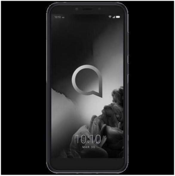 Alcatel 1S Black - Smartphone (14 cm (5.5