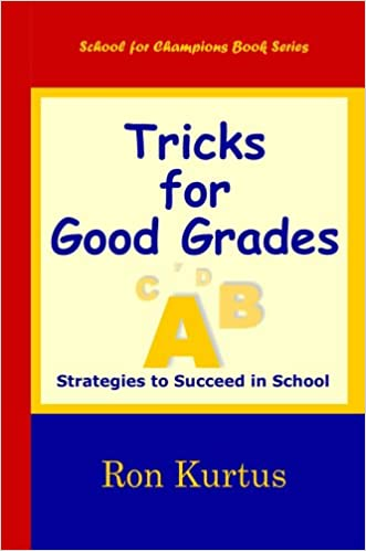 good grades in school