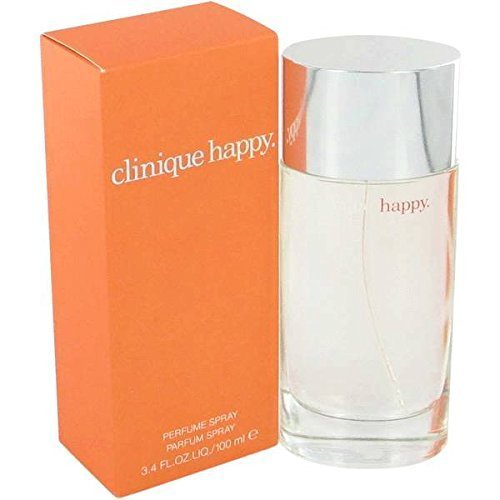 Clinique Happy Eau de Parfum Spray for Women, 3.4 Fluid Ounce from Clinique