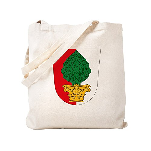 CafePress - Augsburg Coat Of Arms - Natural Canvas Tote Bag, Cloth Shopping Bag by CafePress (Image #2)