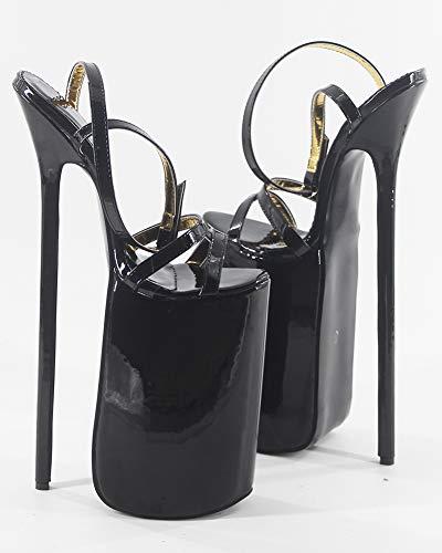 Piikkikorko Naisten 12 Alustan Wonderheel Fetissi Sandaalit yYEz5Anqw