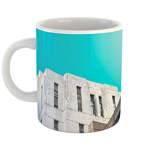 Westlake Art - Coffee Cup Mug - Building Sky - Home Office Birthday Present Gift - 11oz (f30 665)