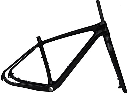 Flyxii Full Carbon 3K 29ER MTB Mountain Bike Bicycle Frame 17.5' + Fork