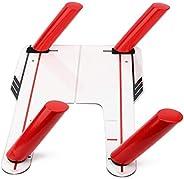 Golf Trainer Mirror,4 Speed Rods Golf Trainer Mirror Speed Trap Base Swing Training Exerciser Practicing Equip