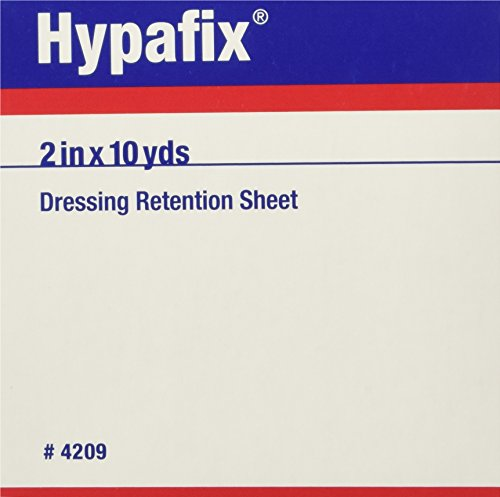(Smith & Nephew Hypafix Dressing Retention Sheet Roll, 2 Count)