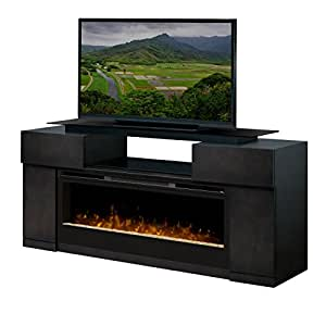 Dimplex Concord 73'' TV Stand with Electric Fireplace