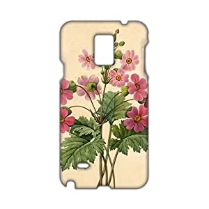 Cool-benz Beautiful flowers 3D Phone Case for Samsung Galaxy Note4