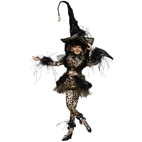 Mark Roberts Island Girl Witch - Large (Mark Roberts Halloween Witches)