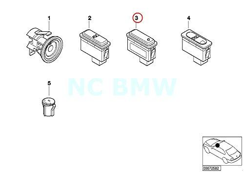 BMW Genuine Switch Heated Rear ()