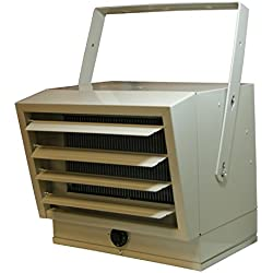 Fahrenheat Ceiling-Mount Industrial Heater - 7500 Watt, Model# FUH724