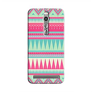 Cover It Up - Pink Indie Print Zenfone 2Hard Case
